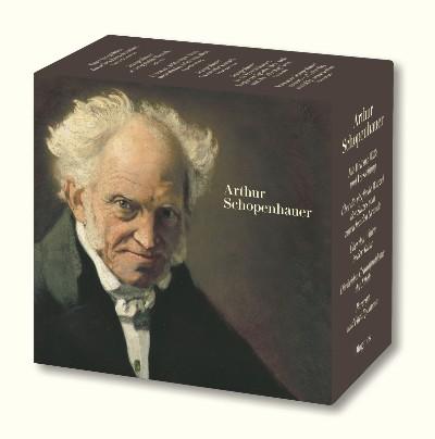 Arthur Schopenhauer Werke in zehn Bänden