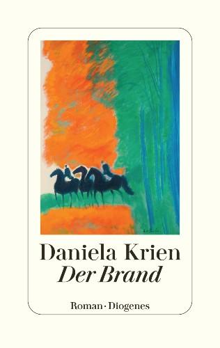 The Fire by Daniela Krien soars to #3 on the Spiegel bestseller list