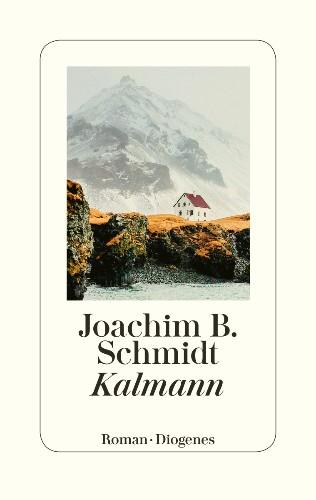 Kalmann by Joachim B. Schmidt shortlisted for Crime Cologne Award 2021