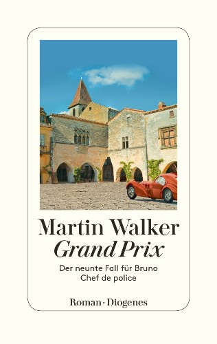 Martin Walker Grand Prix