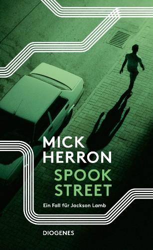 Mick Herron Spook Street