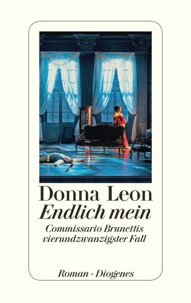 Diogenes Verlag - In schwindelnden Höhen. Donna Leon über ihre ...