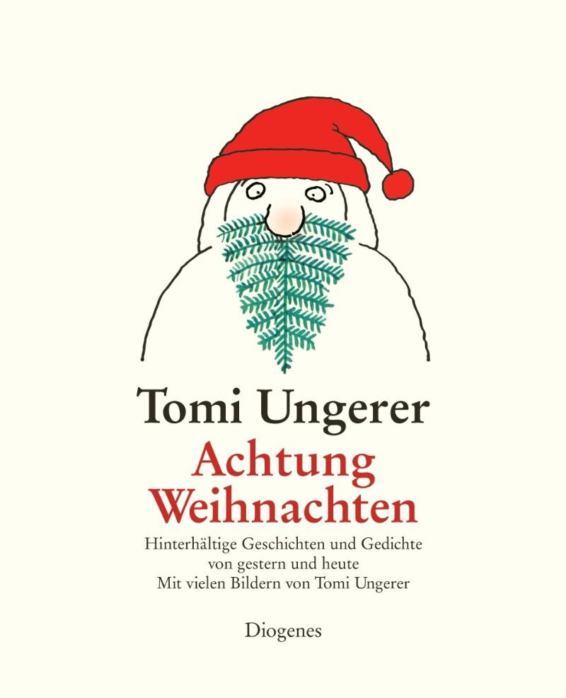 Diogenes Verlag - Achtung Weihnachten