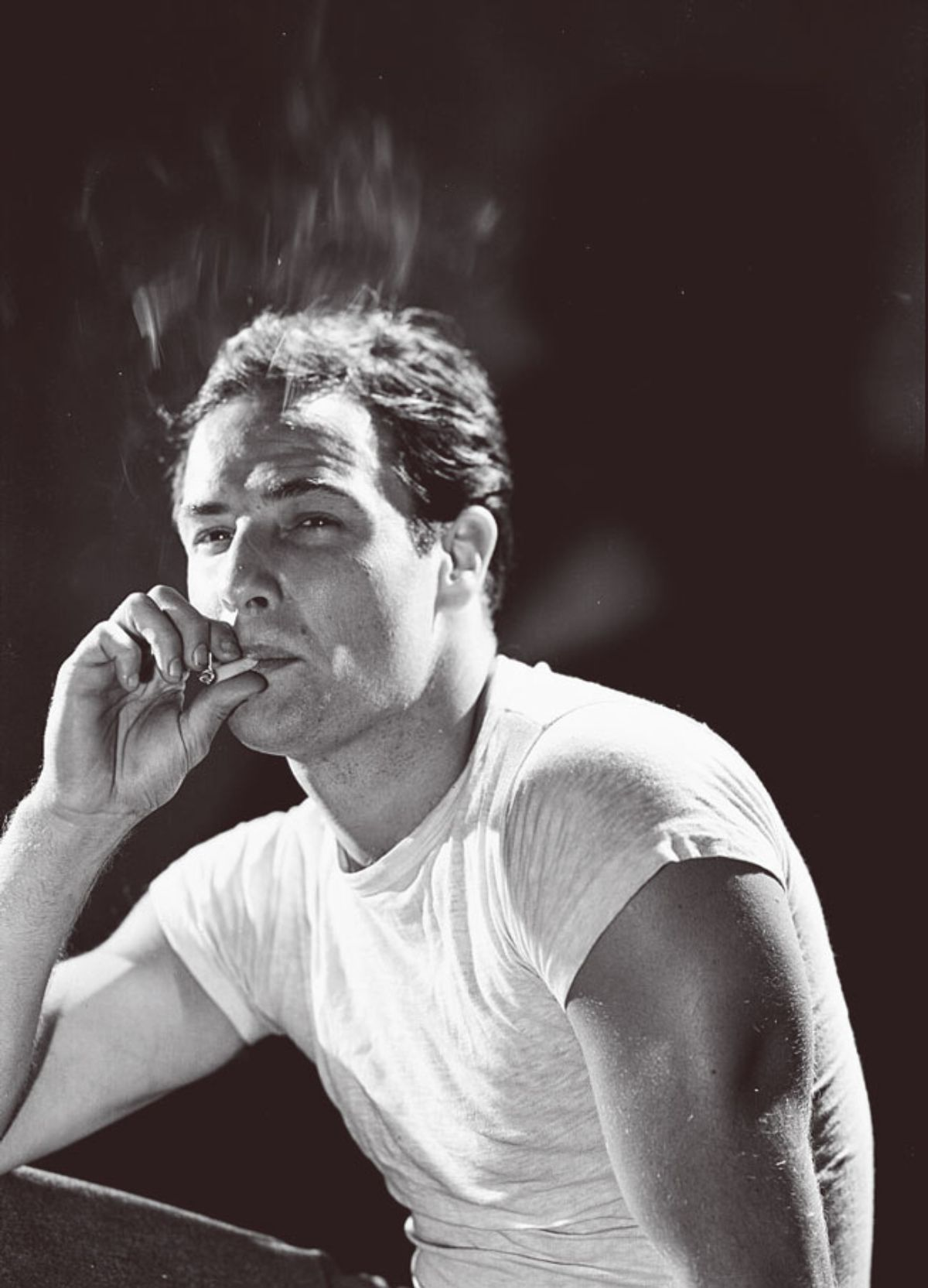 Foto Marlon Brando : Copyright © John Kobal Foundation / Getty Images