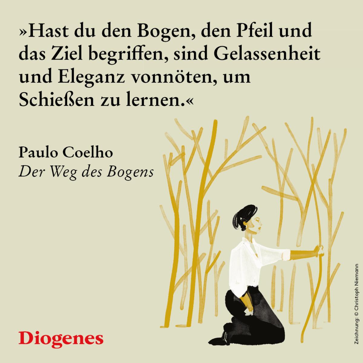 Paulo Coelho Der Weg Des Bogens