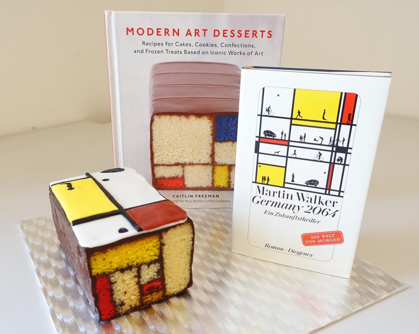 ... Of Modern Art SFMOMA, Setzt Auf Geniale Weise Berühmte Stücke Der  Modernen Kunst In Zauberhafte Dessert Kreationen Um U2013 Ihr U201eSignature  Dessertu201c Ist Der ...