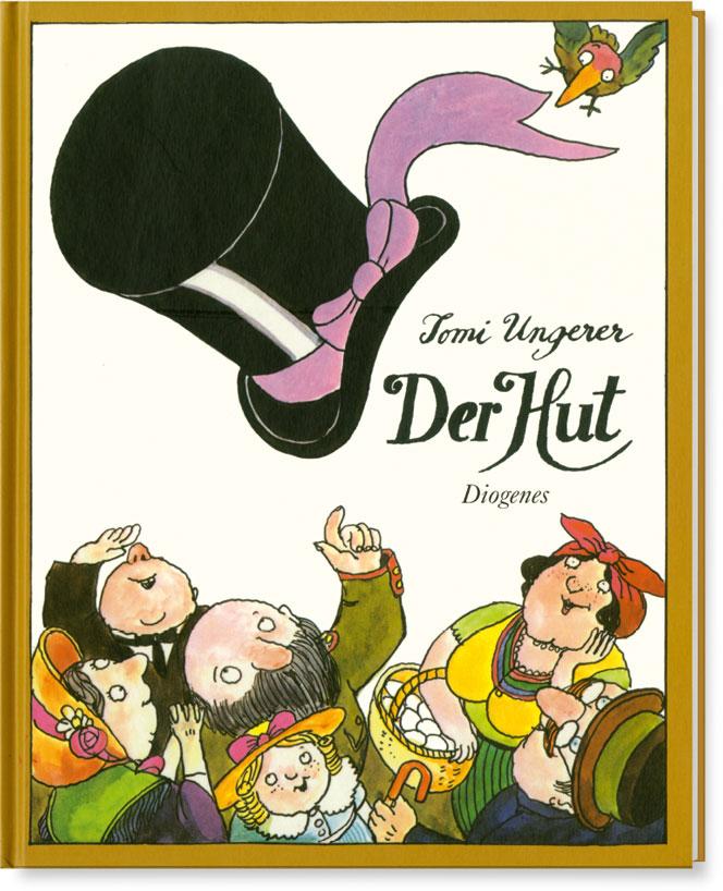 Tomi ungerer kinderbücher
