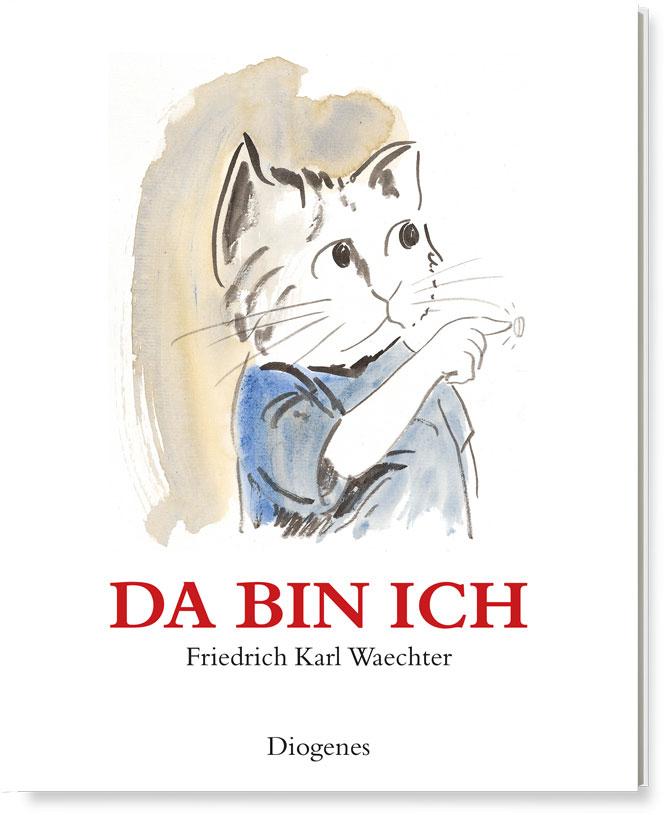 Austellung mit Werken von F.K. Waechter in Tegernsee