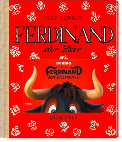 Munro Leaf Ferdinand der Stier Trailer zum Film