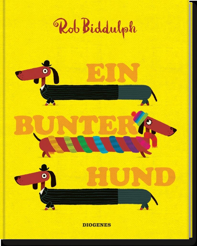 Rob Biddulph Ein bunter Hund
