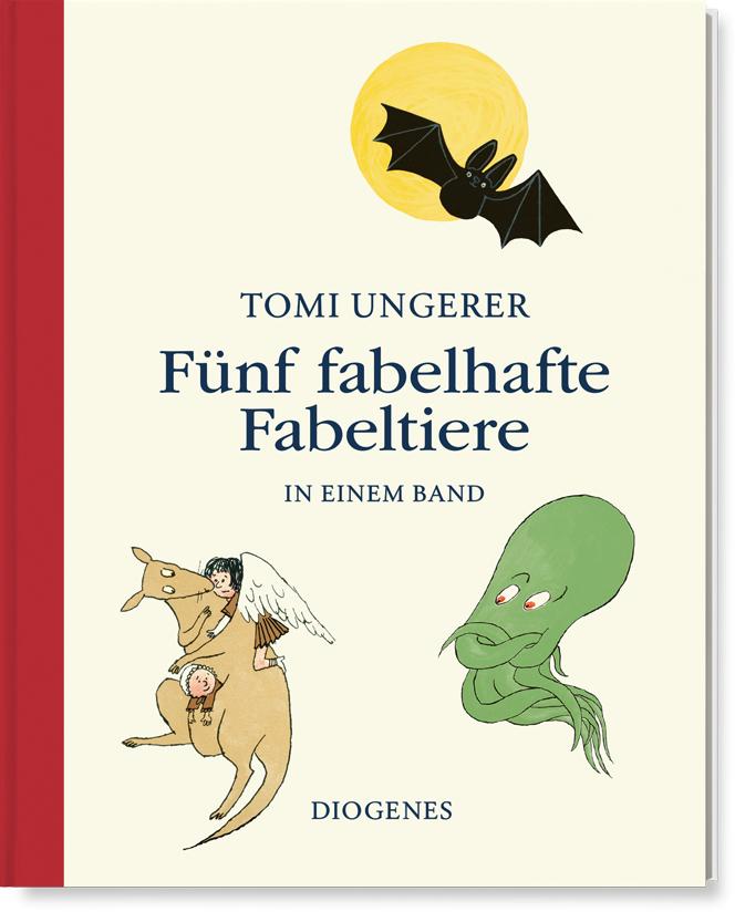 Diogenes Verlag Tomi Ungerer