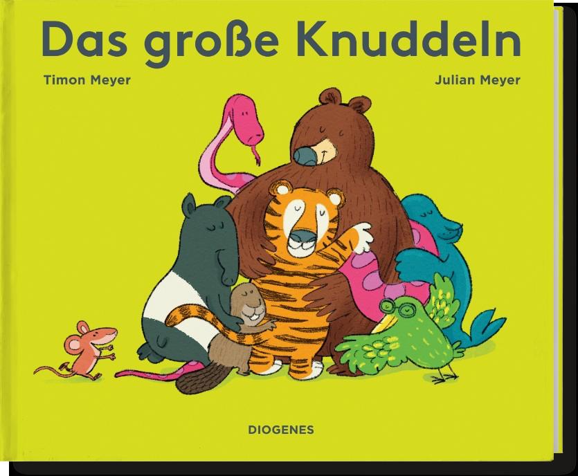 Meyer & Meyer Ds große Knuddeln