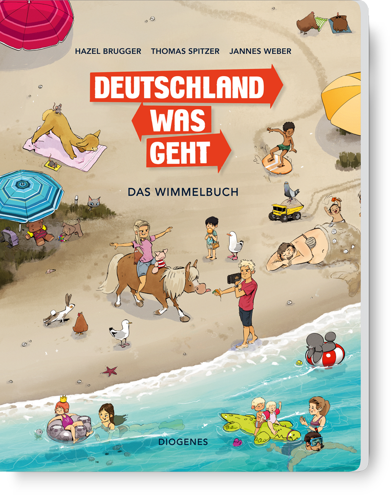 Hazel Brugger, Thomas Spitzer & Jannes Weber Deutschland Was Geht
