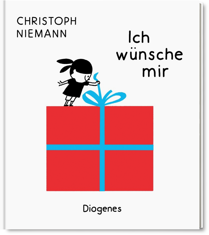 Now published: I wish by Christoph Niemann