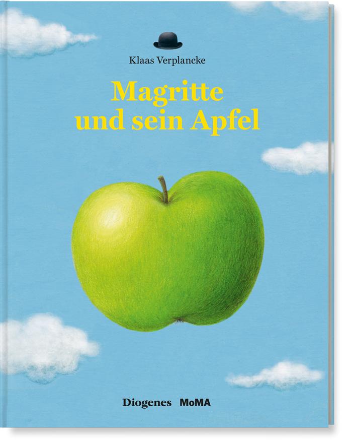 Klaas Verplancke Magritte und sein Apfel