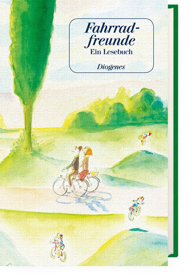 200 Jahre Fahrrad – Diogenes Bücher zum Jubeljahr