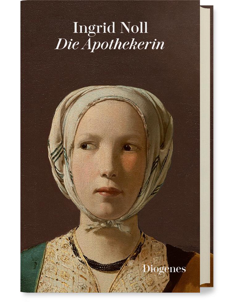 Ingrid Noll, Die Apothekerin als diogenes deluxe