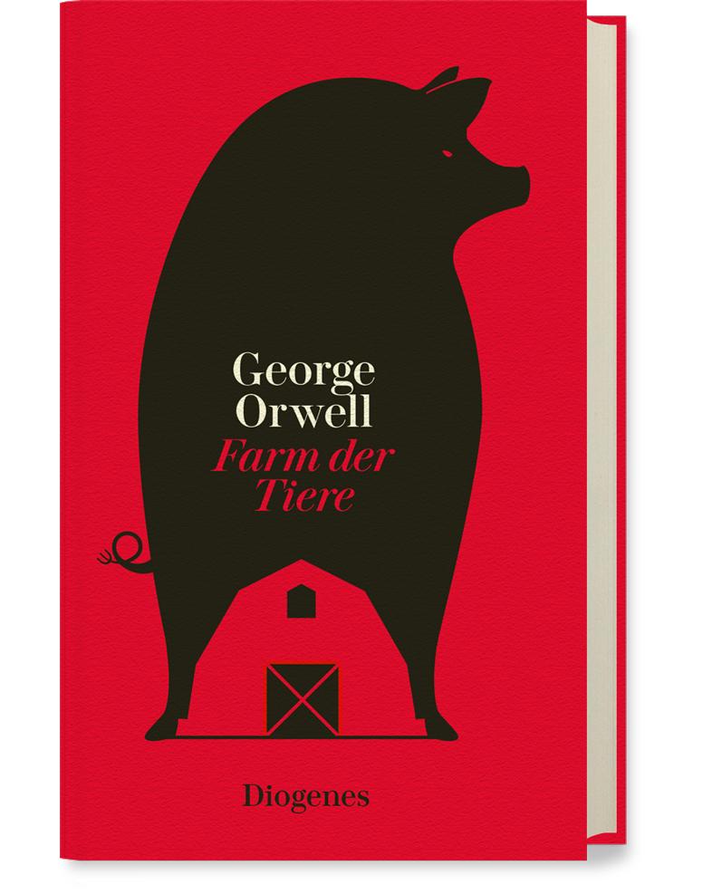 George Orwell, Farm der Tiere als diogenes deluxe