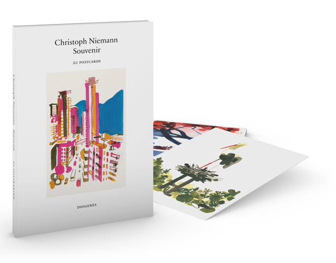 Postkartenbuch zu Souvenir