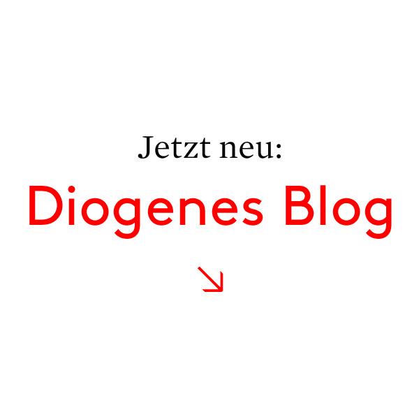 Entdecken Sie die Geschichten hinter den Büchern – im neu gestalteten Diogenes Blog