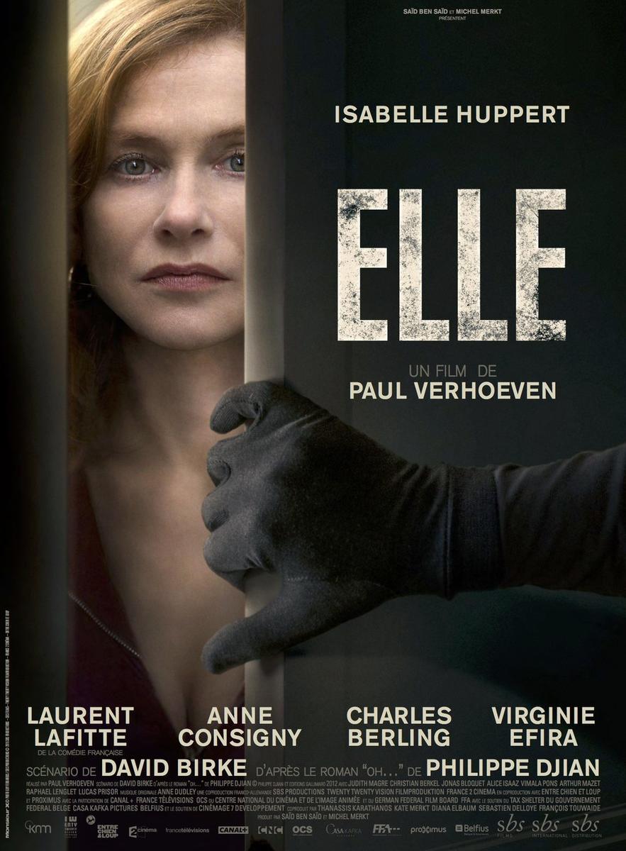Verlosung! Fünf DVDs der preisgekrönten Verfilmung Elle zu gewinnen