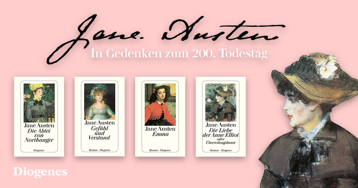 Jane Austen 200. Todestag am 18.7.2017