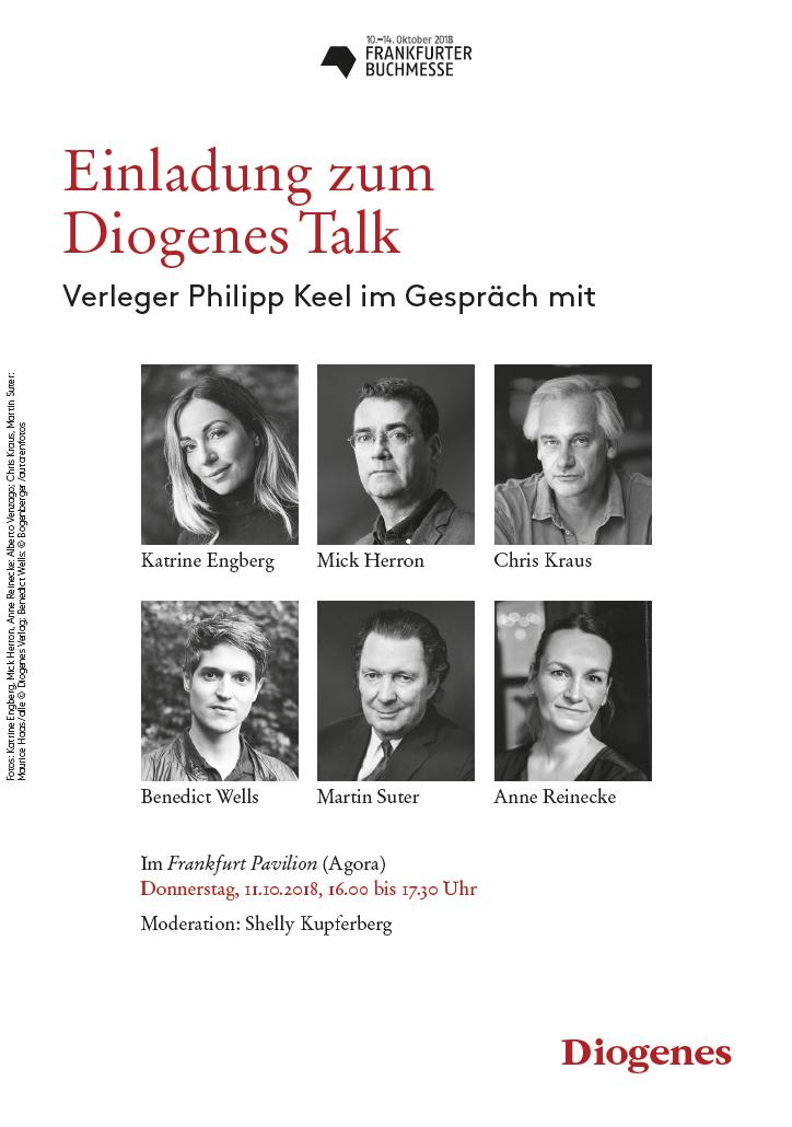 Diogenes Einladung Happy Hour In Frankfurt