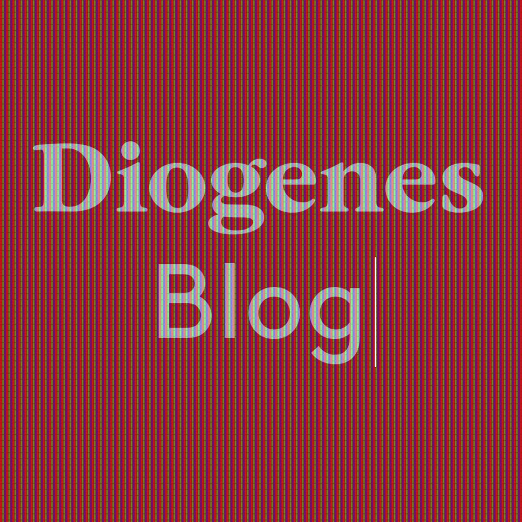 Neu auf dem Diogenes Blog