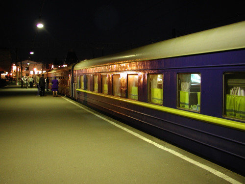 Foto: User: Putschli at wikivoyage shared, Transsib start, CC BY-SA 1.0