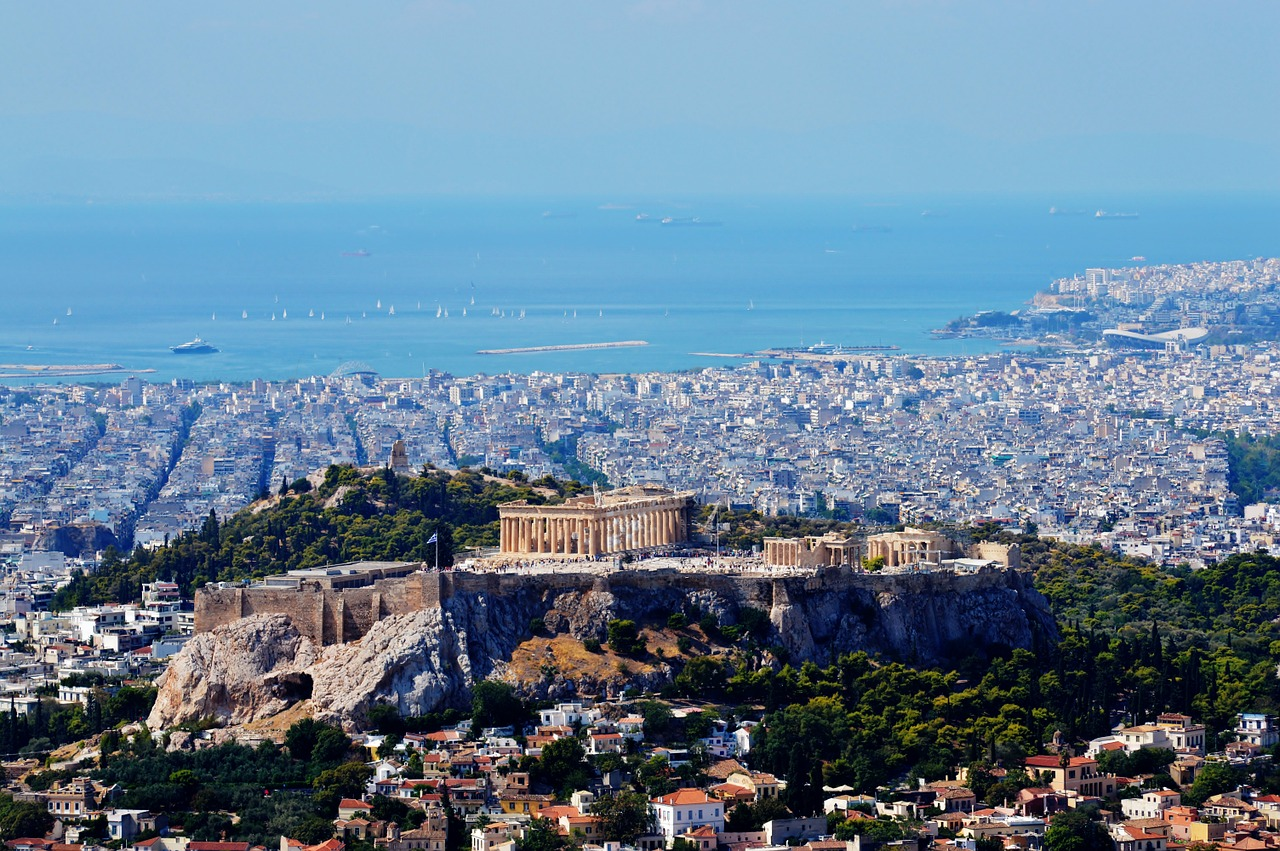 Athen. Foto via pixabay.com (CC0 Creative Commons).