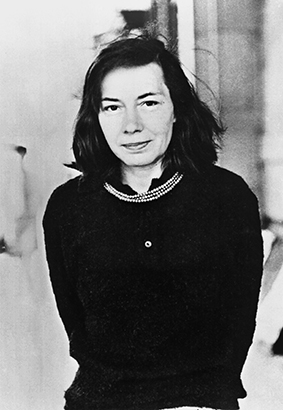 Die junge Patricia Highsmith. Foto: © KEYSTONE/Picture-Alliance/Photoshot