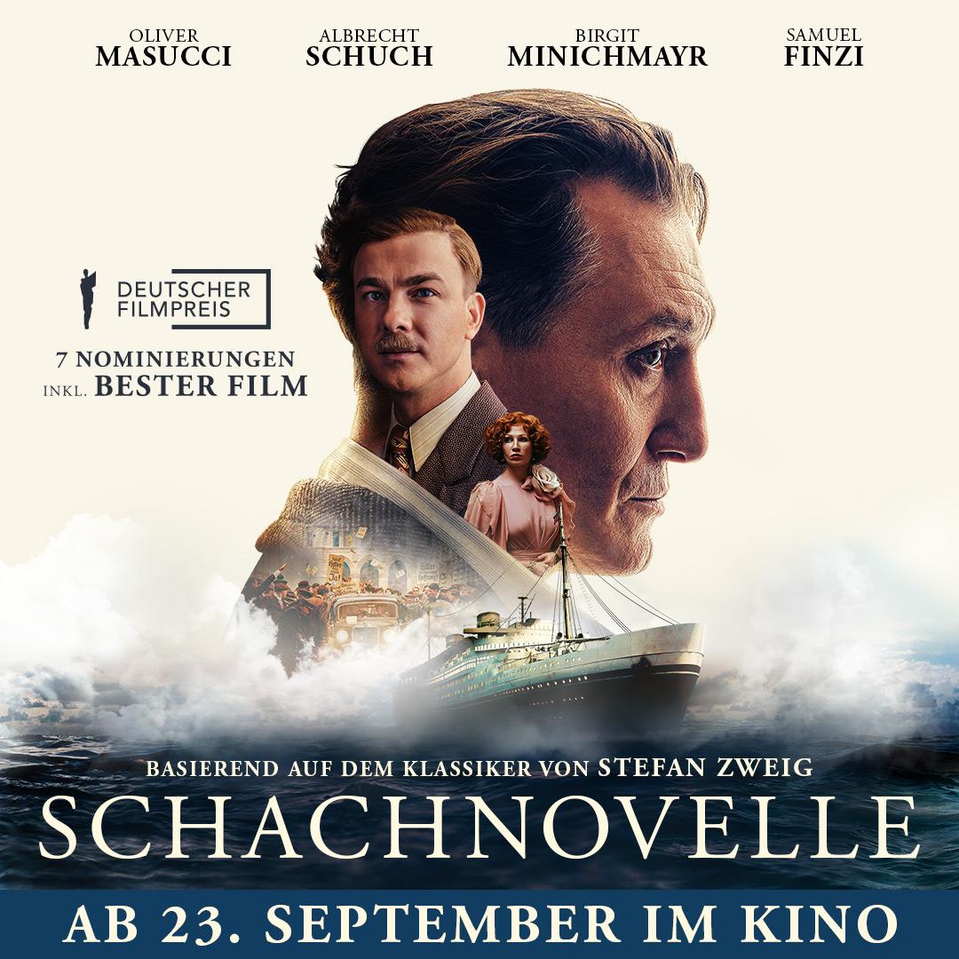 Schachnovelle im Kino
